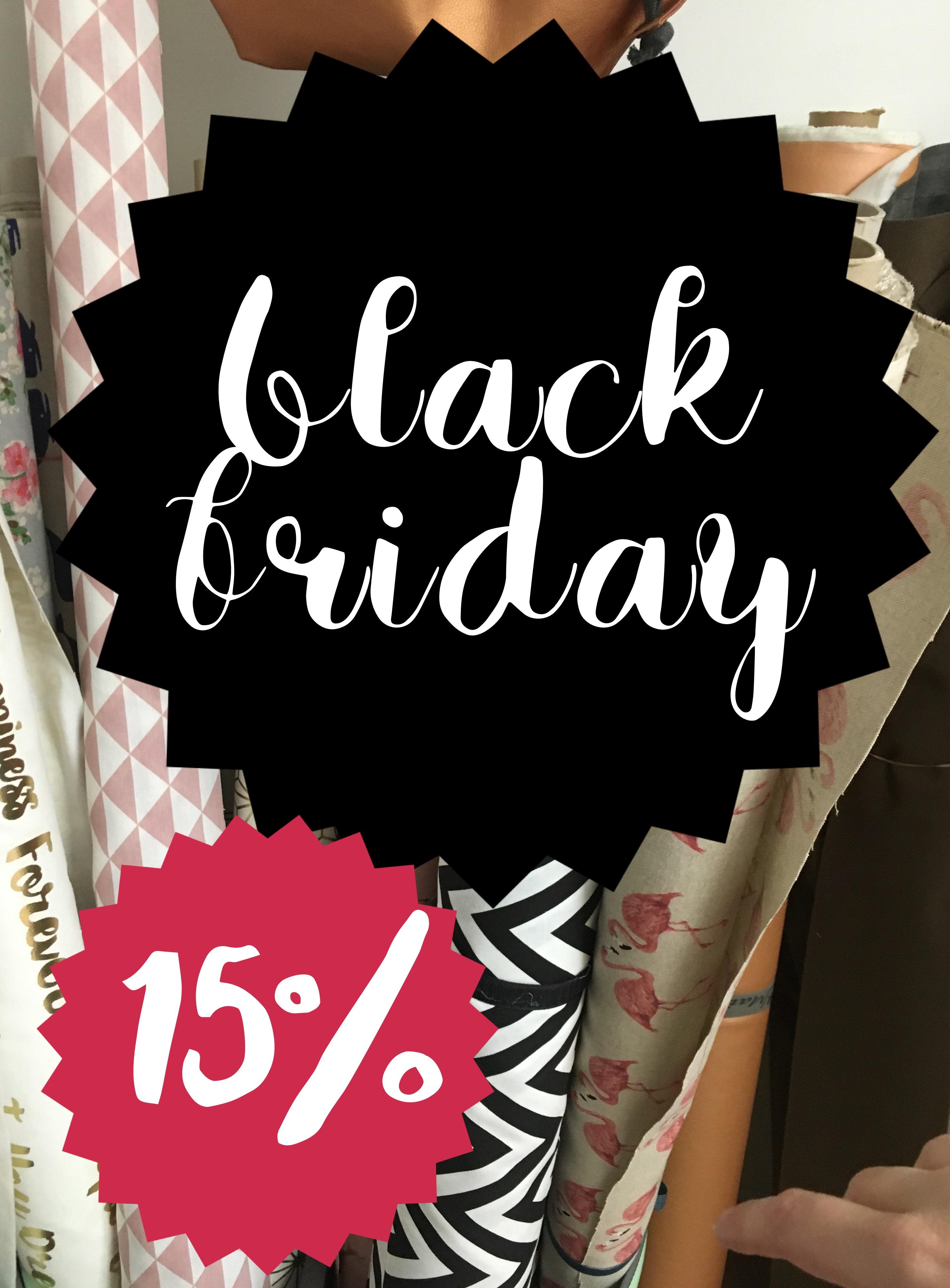 Black Friday Zickzackzuck