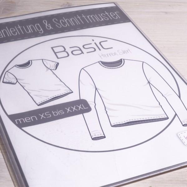92b9e57b97354a Basic Herren Shirt (ki-ba-doo) – ZICKZACKZUCK