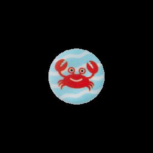 krebshellblau